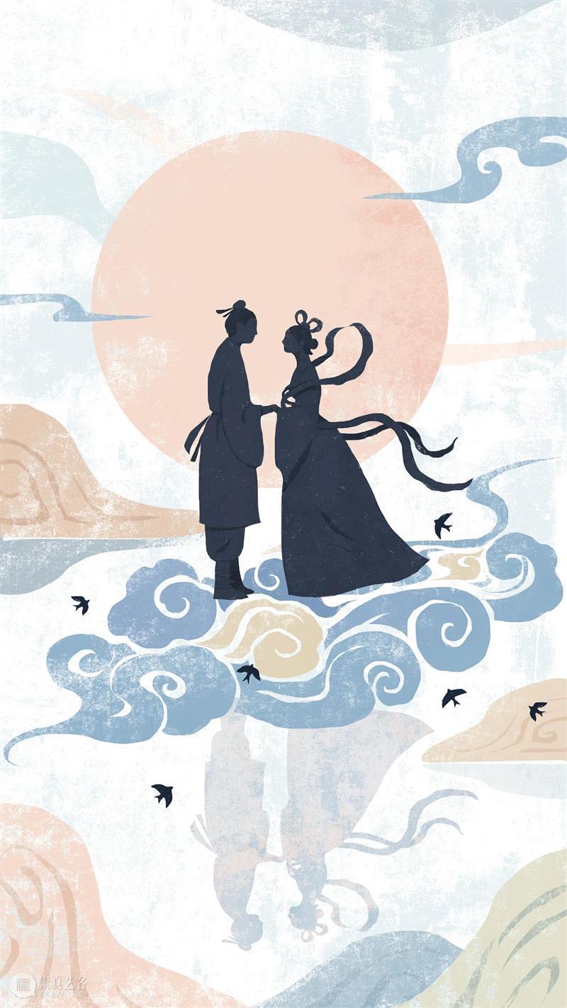 大自然,可以有多浪漫? 大自然 鹊桥仙 纤云弄巧 秦观 中国 传说 牛郎 织女 鹊桥 时候 崇真艺客