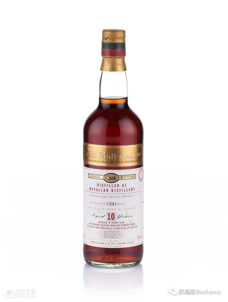 专家精选|邦瀚斯「珍稀威士忌」五款超卓亮眼的醇酿 邦瀚斯 威士忌 专家 香港 麦卡伦 苏格兰 日本 波本威士忌 拍品 期间 崇真艺客
