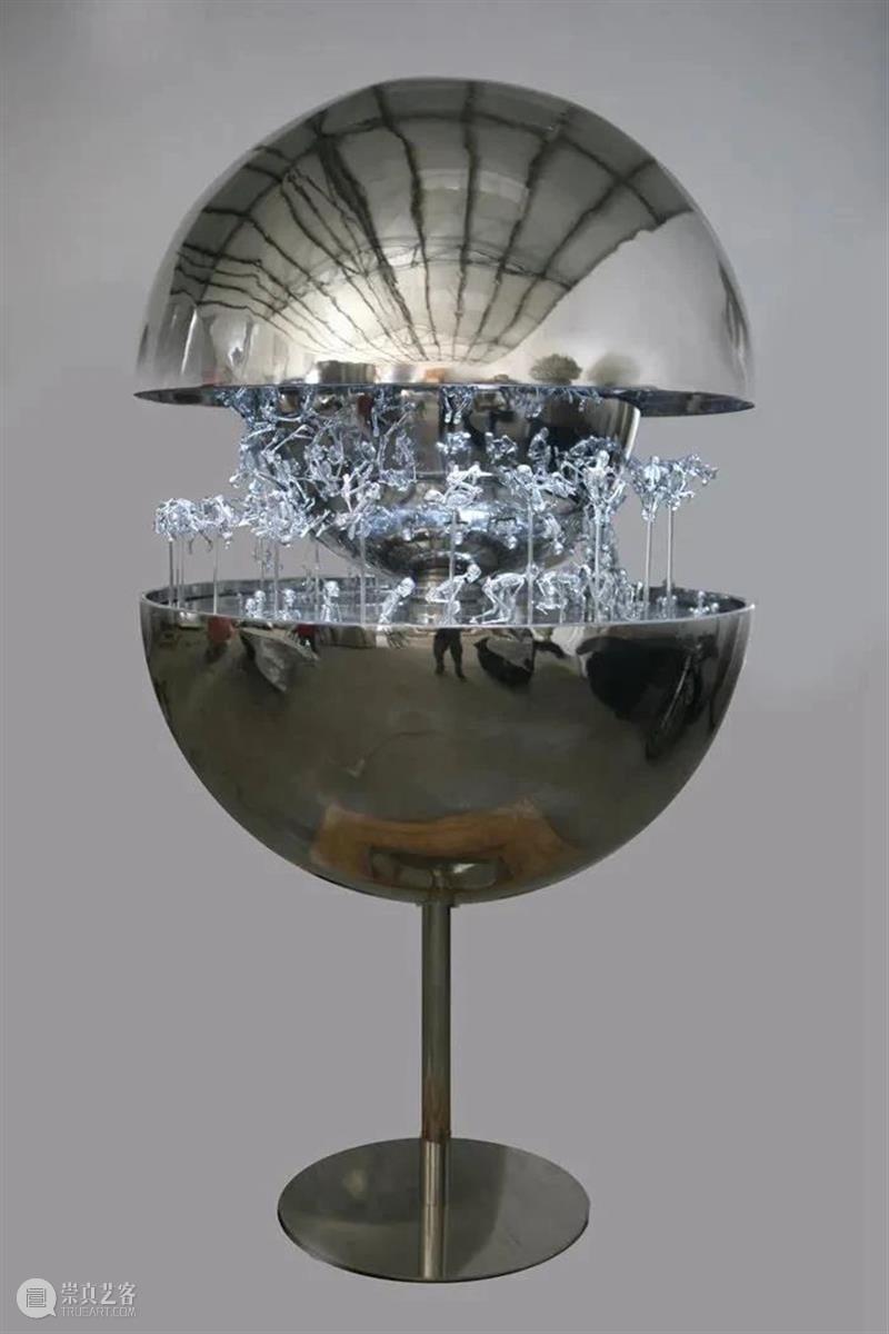 【IFA-艺术展览】和而不同 | 艺术让我们的生活更美好 艺术 IFA 时间舱 国际 Exhibition 意欲 时间 意识 世界 映照 崇真艺客