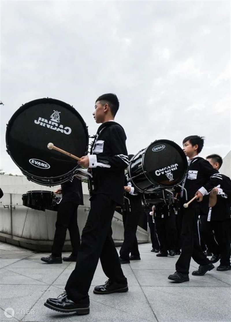 招募丨来这里,走出你的花式舞台 舞台 广州大剧院 青少年 管乐团 国内 剧院 乐团 广州 行进管乐 艺术 崇真艺客