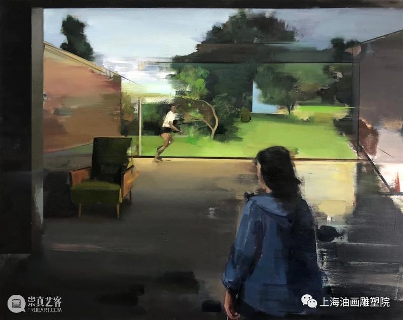 【上海油雕院 | 展览】新的视野 视野 上海 上方 上海油画雕塑院 活动 资讯 雕塑 油画 青年 推介展 崇真艺客
