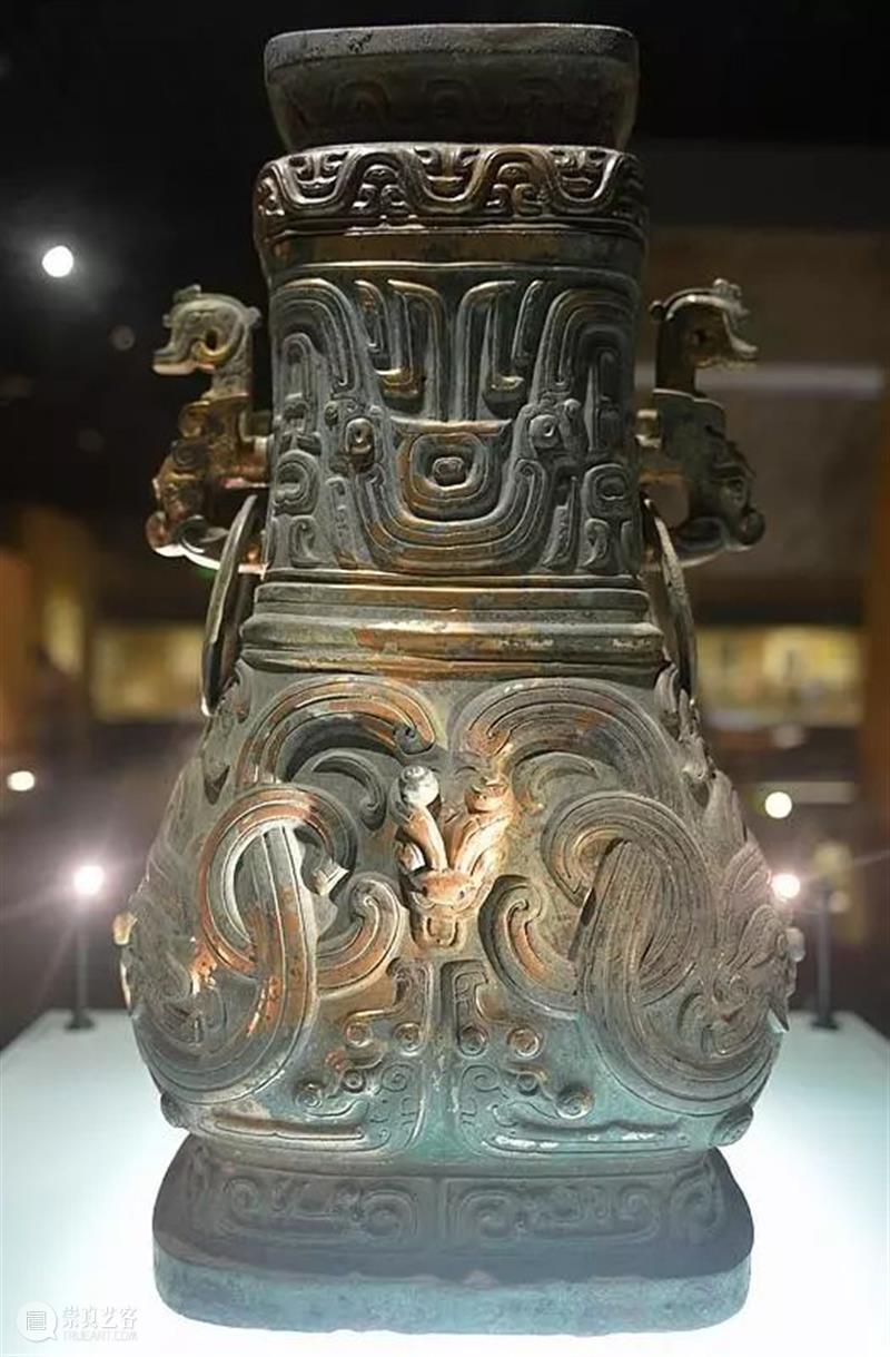 青铜器的五大经典坑口浅析 青铜器 坑口 经典 上方 账号 木雕 文化 知识 木材 要点 崇真艺客