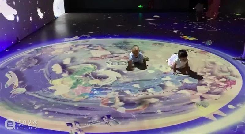 展览延期 | 不说再见,初秋我们继续在今日美术馆相见! 初秋 今日美术馆 盛夏 宇宙 孩子 神奇世界 星球 世界 少儿 科技 崇真艺客