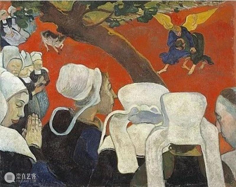 高更笔下的塔西提塔,人间真实的伊甸园! 高更 伊甸园 笔下 塔西提 人间 Gauguin 梵高 塞尚 印象派 巨匠 崇真艺客