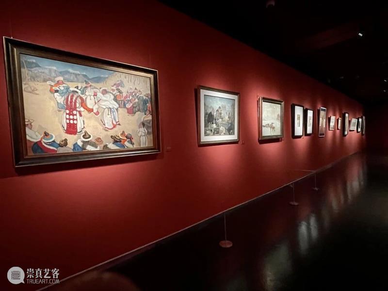 线上看展 以大美之艺绘传世之作 线上 展  金秋 国家大剧院 中央美术学院 美育 芳草 造型 艺术 观众 崇真艺客
