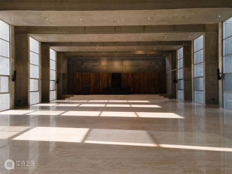 柱墙梁板一体化,新火典礼教堂 / WRKSHP 新火 典礼 教堂 WRK SHP 梁板 JorgeT aboada 空间 自然光 崇真艺客