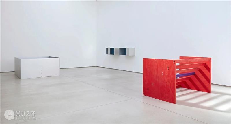 艺术家 | 唐纳德·贾德 Donald Judd 唐纳德 贾德 Donald Judd 艺术家 素材 空间 颜色 视觉 艺术 崇真艺客