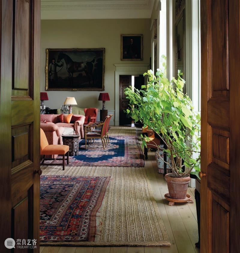 一探英国设计名师贾斯培‧康兰的完美乡郊大宅 康兰 英国 大宅 名师 贾斯培 Conran 佳士得 伦敦 贾斯 藏家 崇真艺客