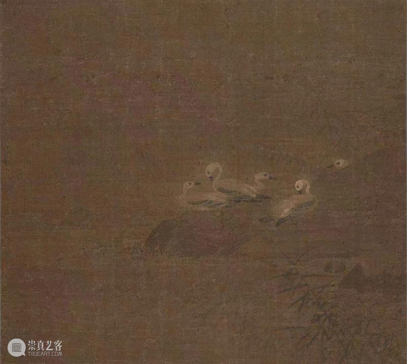 于非闇 l 院体花鸟画的由来 于非闇 花鸟画 院体 由来 雪竹 徐熙 绢本 上海博物馆 民族 自古以来 崇真艺客