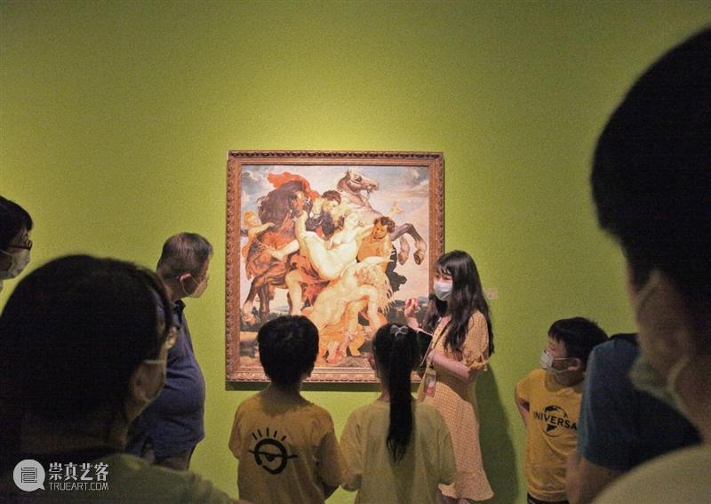 展览升级 文艺复兴原作空降喜玛拉雅,邀您来看500年西方美术史 文艺复兴 原作 西方美术史 喜玛拉雅 达芬奇 拉斐尔 梦游西方美术史 名作 现代 艺术 崇真艺客