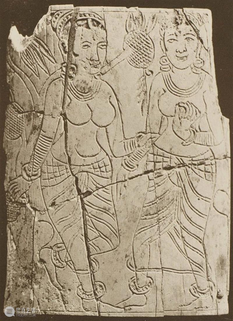 阿富汗巴格拉姆发掘的造像遗存 阿富汗 巴格拉姆 迦毕 梵文 IAST Kāpi Kapici Kapisaya 迦臂 迦毗尸 崇真艺客