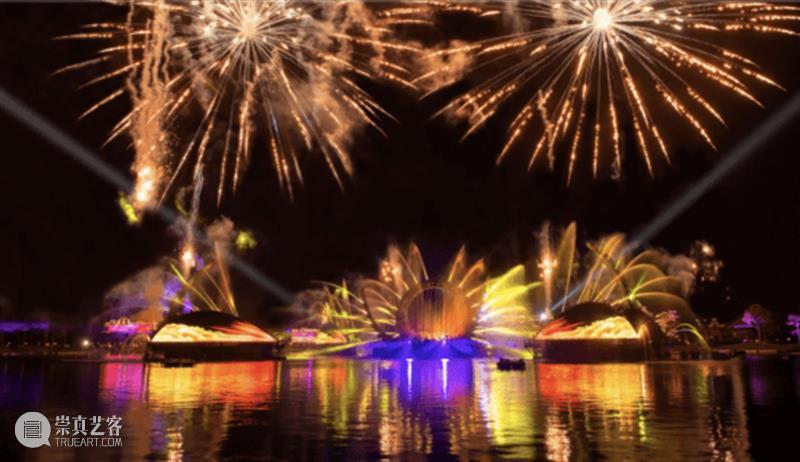 """风格丨《和谐》一起""""环游世界"""",华特迪士尼世界度假区50周年大戏  中国舞台美术学会 华特迪士尼世界度假区 和谐 世界 风格 大戏 上方 中国舞台美术学会 右上 星标 本文 崇真艺客"""