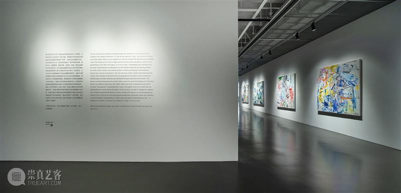 艺术工作者:张吉星 艺术人文  张吉星 沪申画廊 非浪潮 抽象艺术 崇真艺客