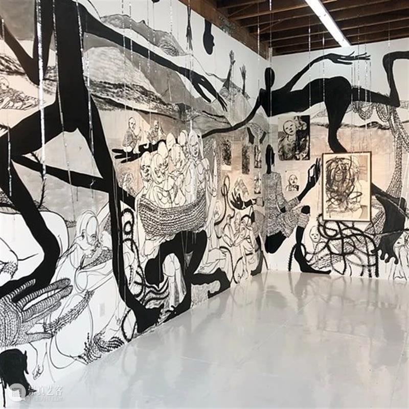 同行/永无止境的随机元素迷宫 | William Downs Downs 同行 元素 迷宫 生活 工作 亚特兰大 媒介 人物 基础 崇真艺客