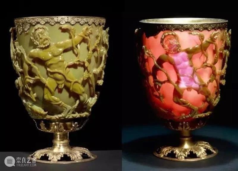 这个1600年前的杯子会变色 杯子 上方 青铜器 账号 木雕 文化 知识 木材 要点 木匠 崇真艺客