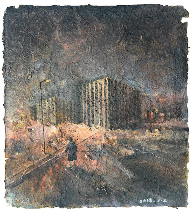 直播回顾 「暗 火」Pale Fire ——王家增个展对谈 王家增 个展 Fire 暗火 艺术家 书文 画廊 艺术 总监 毛芊惠 崇真艺客