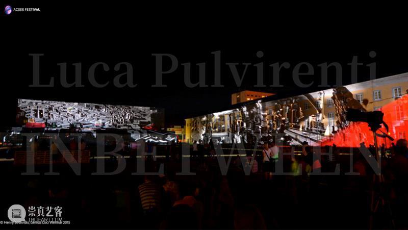 意大利新媒体艺术家,巴勒莫美院教授在线分享   直播 新媒体 艺术家 意大利 教授 巴勒莫美院 嘉宾 Pulvirenti 巴勒莫艺术学院 影像 数字 崇真艺客