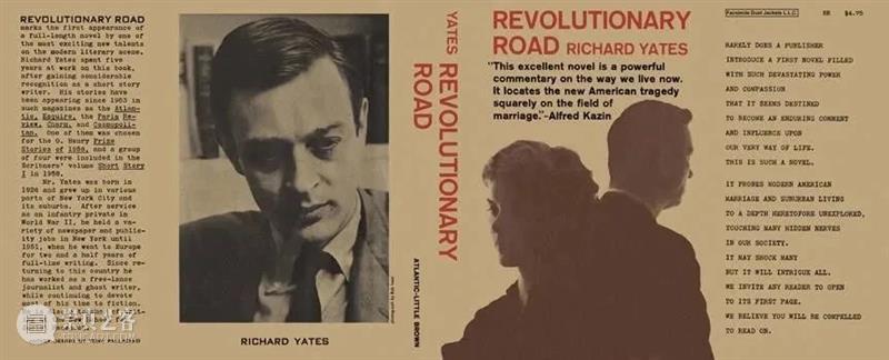 话剧《革命之路》| 如果无法走出婚姻的绝望,那就直面它的本质 话剧 革命之路 婚姻 本质 美国 小说 Road 原著 困境 时代 崇真艺客