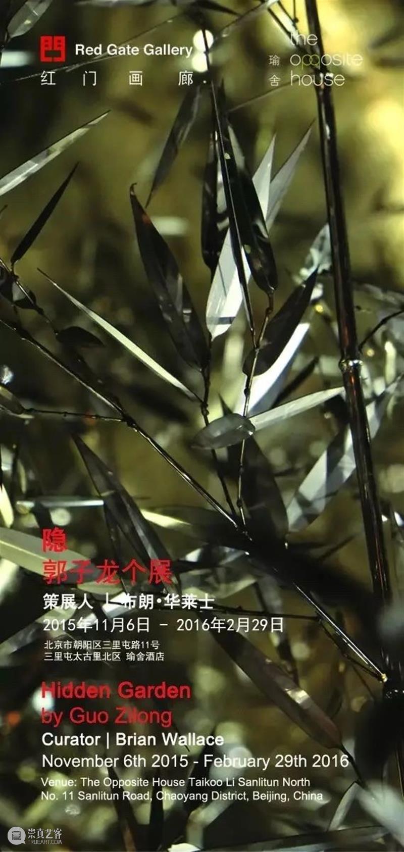 30周年   红门画廊的东方视觉 红门画廊 东方 视觉 二维码 时间轴 Zilong 郭子龙 当时 印象 彼时 崇真艺客