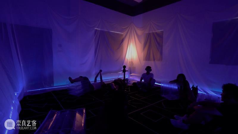 """回顾 """"痴人说梦"""" x 挥发实验室 实验室 从一 梦境 盒子 现场 灯光 阶段 目标 团队 成员 崇真艺客"""