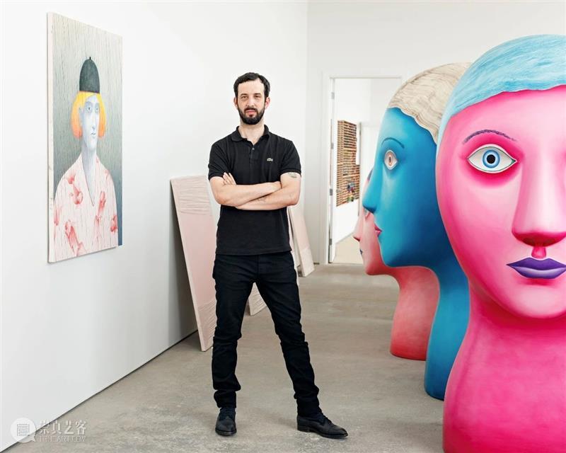 美纸专访|Nicolas Party:欧洲现代粉彩式的山水意境 Party 山水 欧洲 现代 意境 以下 文章 美纸 艺术家 尼古拉斯 崇真艺客