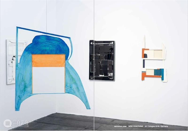 BlueriderDaily Tim Freiwald 提姆・弗莱瓦德 提姆 弗莱瓦德 弗莱 Tim Germany 新秩序 慕尼黑艺术学院 艺术 师承 艺术家 崇真艺客