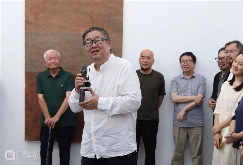 亚洲视频 | 二即一:王绍强个展 崇真艺客
