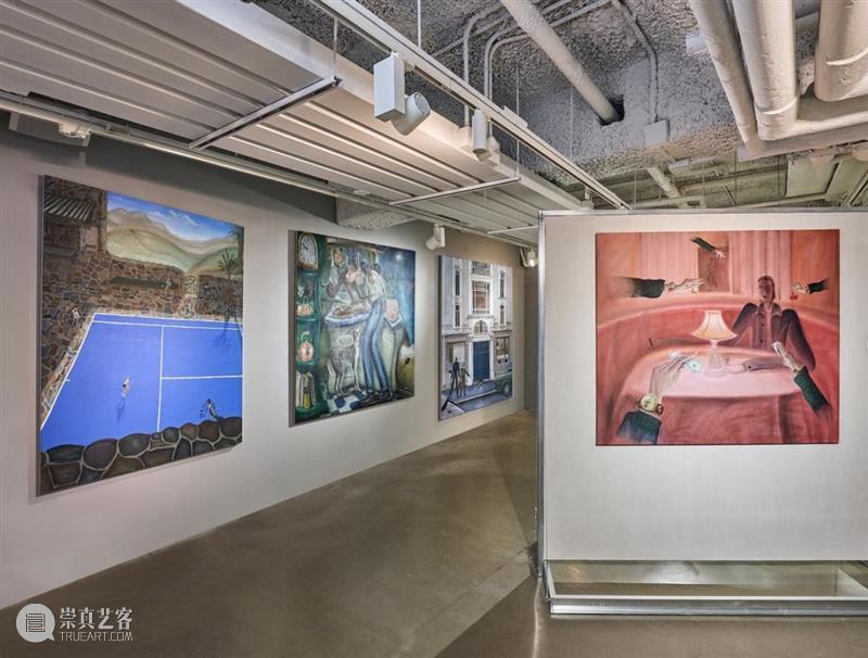 第二届「UNSCHEDULED」艺术博览会  方由美术OraOra UNSCHEDULED 艺术 博览会 展期 地址 香港 中环 皇后大道 世代 香港画廊协会 崇真艺客