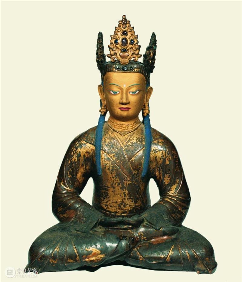 西藏寺庙珍藏佛教造像 西藏 寺庙 佛教 造像 佛堂 仓库 古代 其中 外界 艺术家 崇真艺客