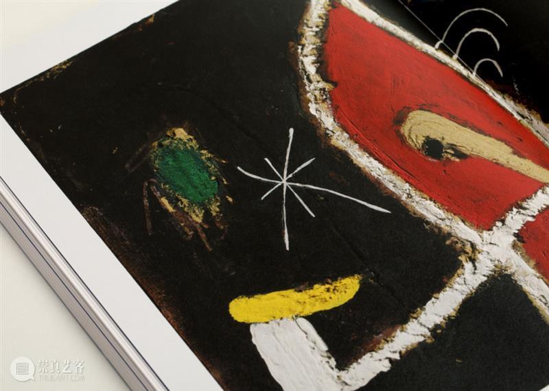 MAP文创  本周推荐:画册《胡安·米罗:女人·小鸟·星星》 画册 女人 小鸟 星星 米罗 胡安 MAP文创 MAP 文创浦东美术馆 胡安·米罗 崇真艺客