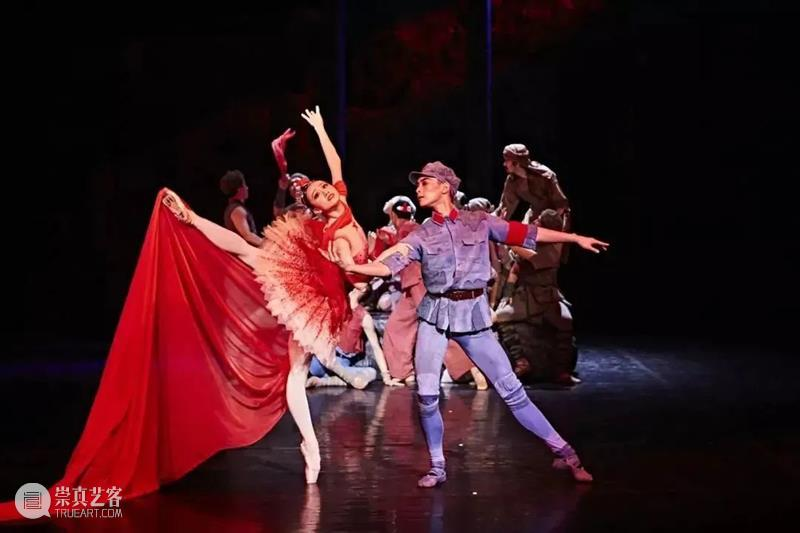 倒计时二天丨上海芭蕾舞团匠心呈现,《闪闪的红星》传承红色经典! 匠心 上海芭蕾舞团 红色 经典 闪闪的红星 芭蕾舞团 团队 阵容 中国共产党 传奇故事 崇真艺客