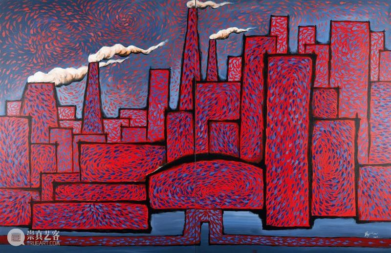 CGK艺工坊   当天马行空的构想落在红土地——打造你的生态家园 红土地 生态 家园 CGK艺工坊 理想家园 公园1903 凯旋门 罗旭 个展 荷尔蒙 崇真艺客