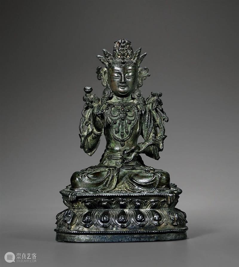 拍卖回顾:西泠2019年春拍 历代佛教艺术专场 崇真艺客