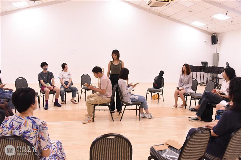 """观众招募  《我现在所在的地方》:共同呈现一个""""看不见的上海"""" 地方 上海 观众 上海话剧艺术中心国际创作实验室 SDAC Lab 项目 上海话剧艺术中心 灵感 萨缪尔 崇真艺客"""