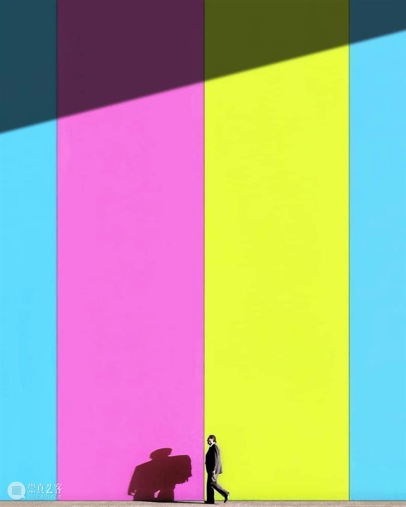 丰富的色彩搭配带来更强烈的视觉效果,有学问! 丰富 色彩 视觉 效果 END 崇真艺客