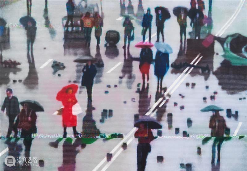 高古轩季刊2021年秋季刊面世 季刊 高古轩 高古 艺术家 Damien Hirst 雕塑 作品 Women 封面 崇真艺客