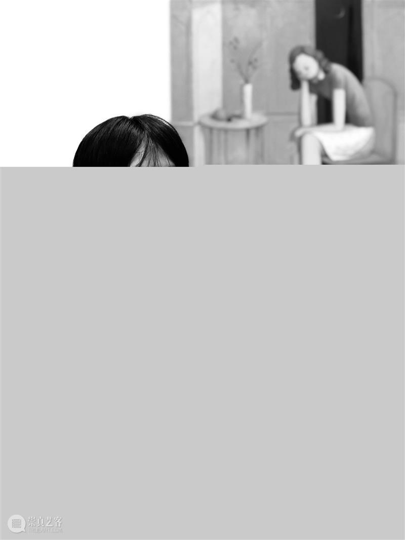 """""""季鑫:出神午后""""将于9月11日开幕   最新展讯 季鑫 展讯 Xin Trance Afternoon 艺术家 Artist Curator 赵小丹 Xiaodan 崇真艺客"""