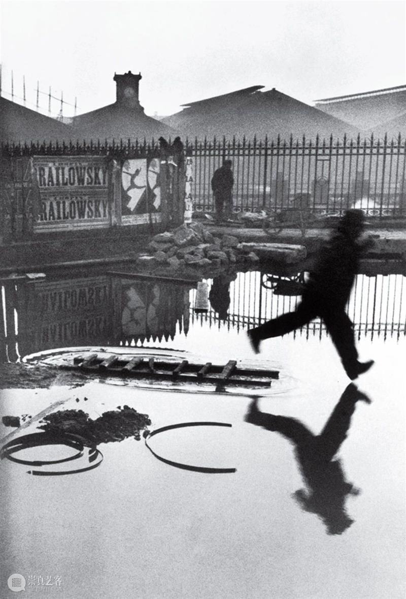 Is it accidental or inevitable? | SCôP Moments Moments Cartier moment black and white 早鸟票 二维码 原文 早鸟 崇真艺客