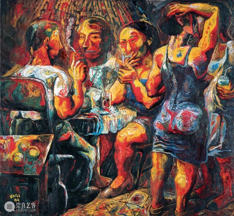 H&W艺术家:张恩利「有颜色的房子」将于9月19日登陆重庆龙美术馆 龙美术馆 张恩利 颜色 房子 艺术家 重庆 重庆馆 馆长 王薇策划 中国西南地区 崇真艺客