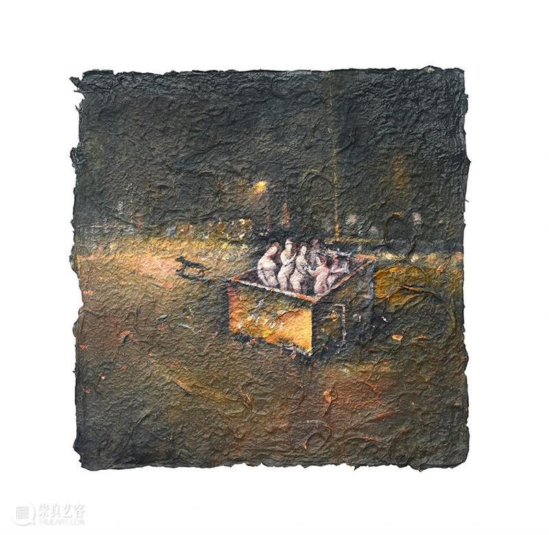 展览现场   「暗 火」Pale Fire ——王家增个展 现场 王家增 个展 Fire Fire王 Jiazeng 时间 熏依社画廊 地址 上海市 崇真艺客