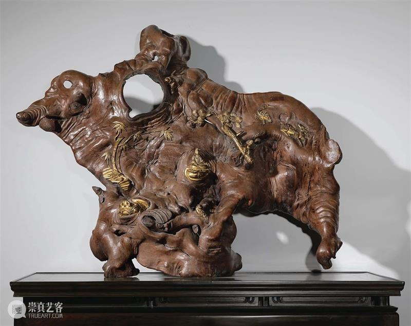 拍卖回顾:西泠2019年秋拍 历代佛教艺术专场 崇真艺客