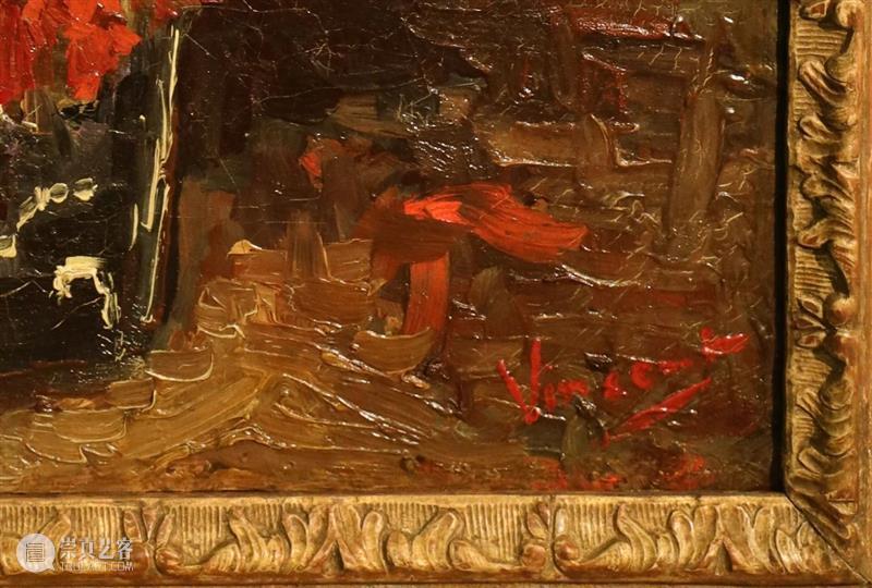亚洲拍卖史上首幅梵高油画!10月现代艺术晚拍登场 亚洲 拍卖史 梵高 油画 现代 艺术 静物 花瓶 菖兰 梵高博物馆 崇真艺客