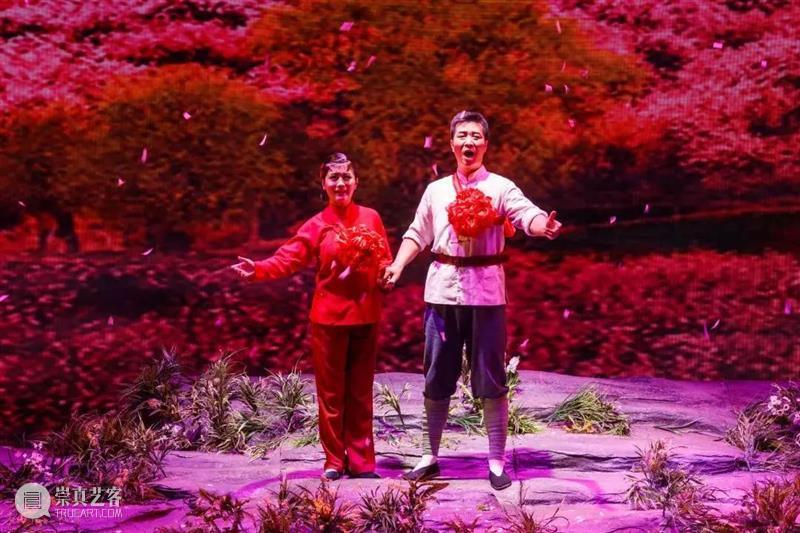 中国歌剧舞剧院民族歌剧《小二黑结婚》| 不忘初心,传承文化 小二黑结婚 中国歌剧舞剧院 民族 歌剧 文化 赵树理 同名 小说 民族歌剧 舞剧 崇真艺客