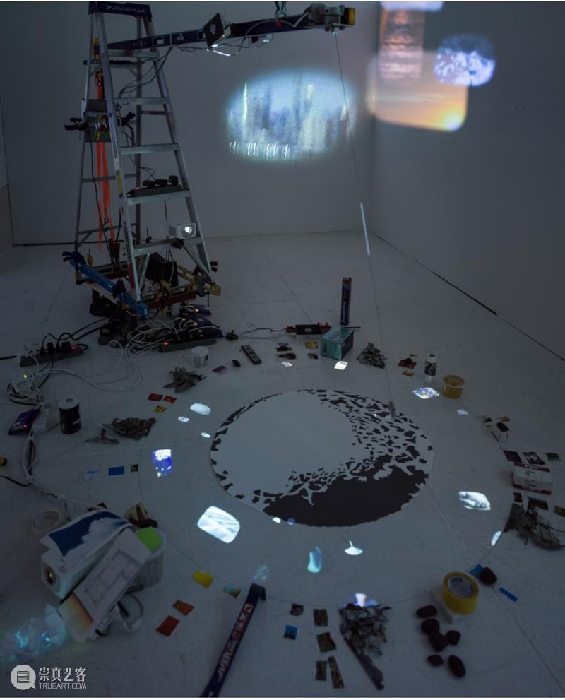 Sarah Sze高古轩瑞士个展 + Art Basel 2021「城艺之旅」项目 瑞士 Basel 城艺 项目 个展 Sze高古轩 之外 实体 雕塑 绘画 崇真艺客