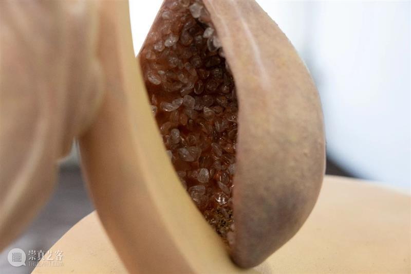 胶囊上海 廖雯:接近坍塌的平衡 胶囊 上海 廖雯 艺术家 画廊 个展 近期 雕塑 作品 展期 崇真艺客