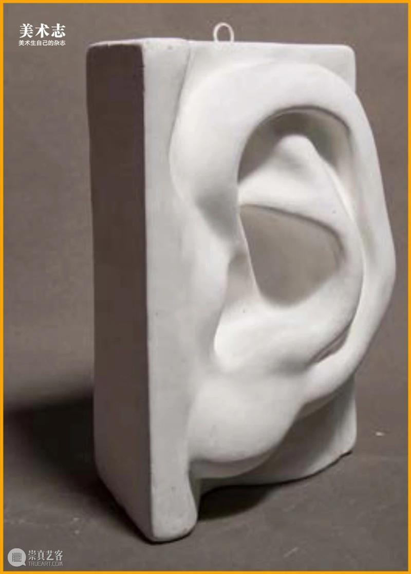 【耳朵】是最容易被忽略的地方,它在头像中是非常重要的 ! 耳朵 地方 头像 素描 五官 其中 位置 作用 时候 小志 崇真艺客