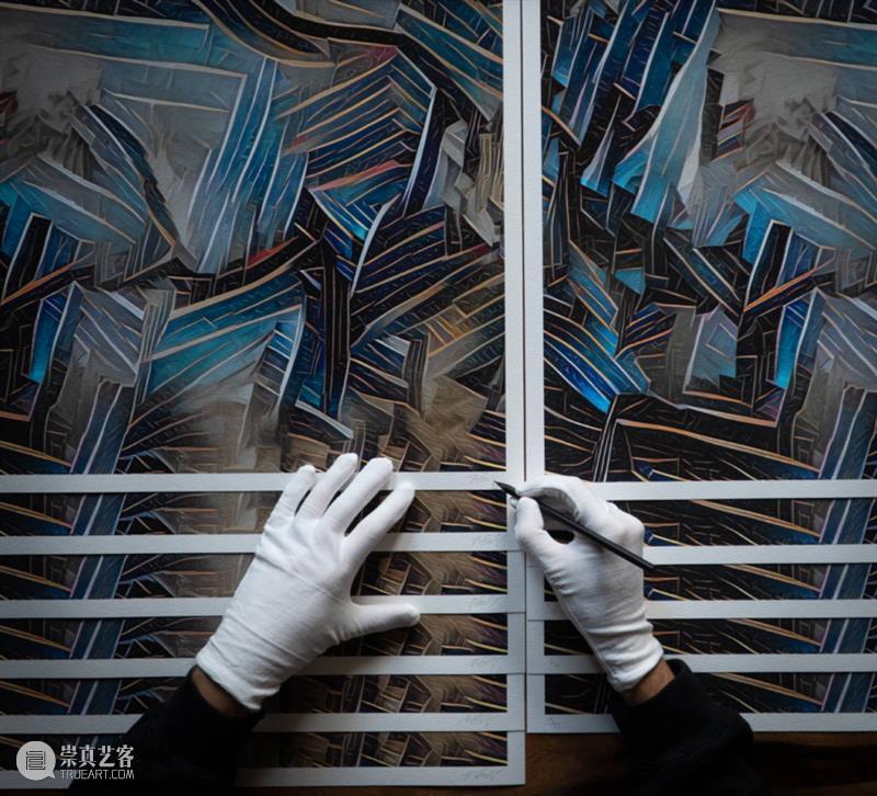 演讲实录 | 你会收藏一幅人工智能创作的油画吗?| aai艺术与人工智能国际论坛 崇真艺客