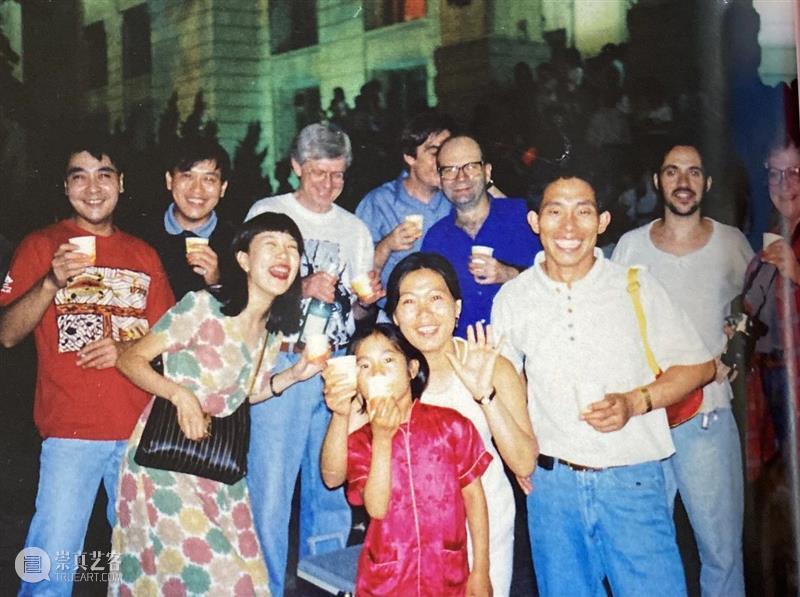 30周年 | 想起那些美好时光 美好时光 二维码 红门画廊 Xueming 库雪明 心底 家里 事情 时光 那时候 崇真艺客