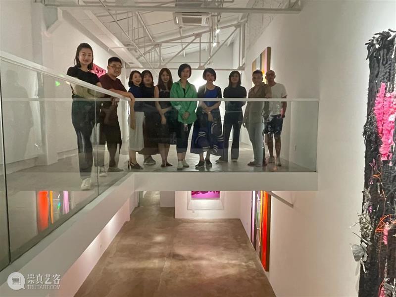 开幕现场|安塞姆·雷尔艺术项目主题展览 安塞姆 雷尔 艺术 项目 主题 现场 艺湾 ArtBay 新空间 展期 崇真艺客