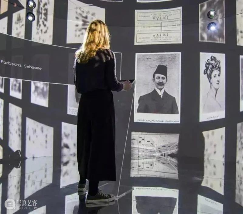 【IFA-艺术赏析】 Refik Anadol | 沉浸式艺术装置 艺术 装置 Anadol IFA 土耳其 多媒体 艺术家 导演 谷歌 机器 崇真艺客